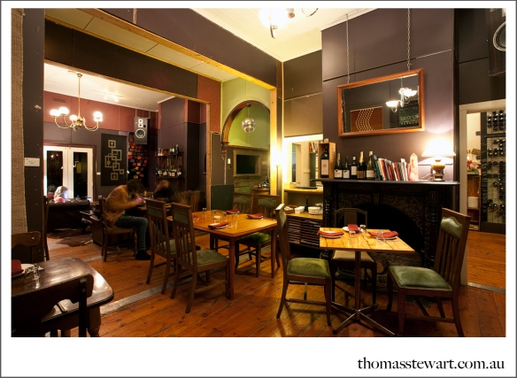 photo of restaurant 'a perfect drop' in daylesford, victoria, great wine bar